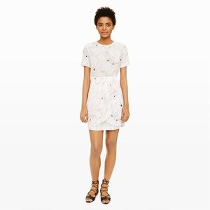 NEVER WORN Club Monaco Ryeva Pleated Dress size 00